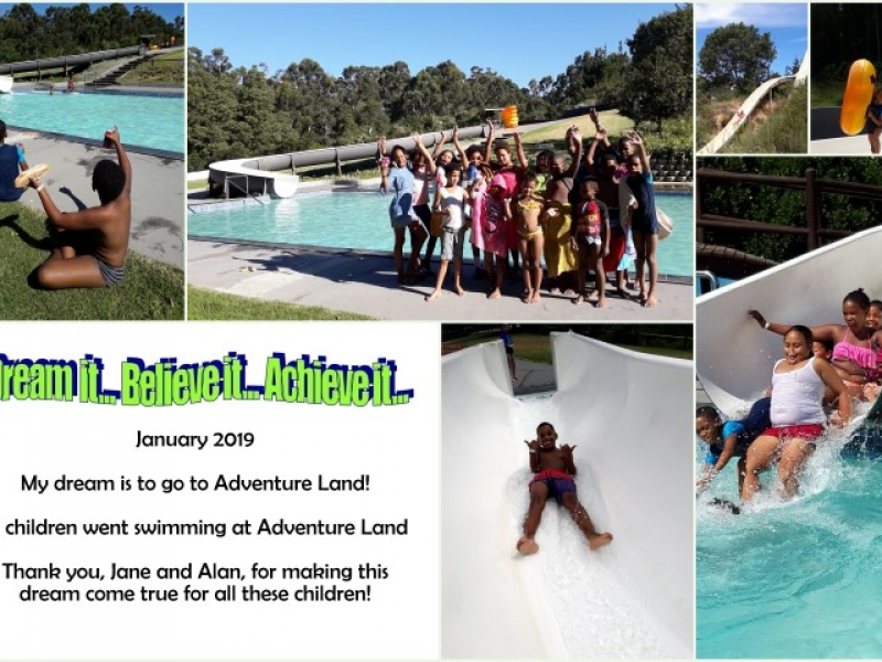January 2019- Go to Adventure Land