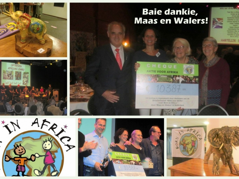 8 October 2016- Auction night in The Netherlands